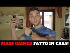 The 2 Week Diet Italian Version Mass Gainer, Frappe, Diet, Selfie, Fitness, Youtube, Banting, Youtubers, Diets