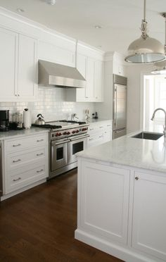 Dream Hampton Style Kitchen