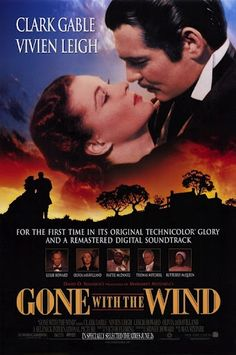 """-Book worth reading--movie worth seeing. Fell in love with this book at 13. Read it so many times, I can quote the first line: """"Scarlet O' Hara was not beautiful, but men seldom realized it when caught by her charms as the Tarleton twins were."""""""