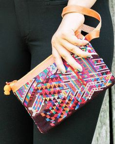 Trades of Hope - Mosaic Clutch.  $32.  Every one is different!  New, fall 2015.
