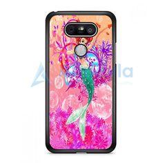 Princess Ariel Disney The Little Mermaid Collage LG G5 Case | armeyla.com