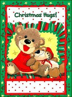 Xmas hugs