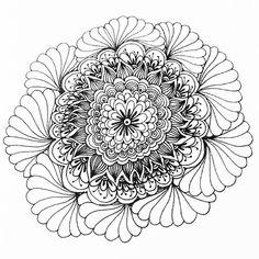 Daily drawing 205  #zentangle #zentangleart #ink #inkdrawing #dailydrawing #drawing #tumblrhttps://www.instagram.com/p/BTPasWfFSAJ/
