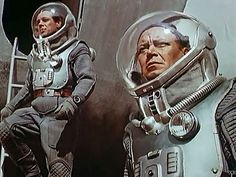 Planet Of Storms (USSR 1962) - The design of the spacesuits are wery similar to the Prometheus spacesuits!