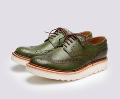 Grenson Fall/Winter 2013 Shoes Collection, Men's Fall winter Fashion.