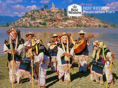 EL MEJOR HOTEL DE PÁTZCUARO. El pueblo mágico de Pátzcuaro, le espera en sus próximas vacaciones para que recorra sus bellos caminos empedrados llenos de tradición y hermosas artesanías, elaboradas a mano por lugareños de la región. Reserve hoy en Best Western Posada de Don Vasco al teléfono (55) 52086460 o al (55) 55118957. #hotelenpatzcuaro
