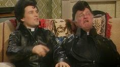 Father Dougal and Father Jack  #fatherted