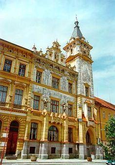 Prachatice - Renaissance pearl of South Bohemia - Czech Republic