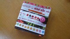 Selvage EdgeNeedlebook...cute idea :)
