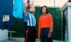Znalezione obrazy dla zapytania 90s sportswear