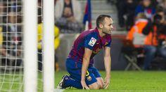 Els pals, un altre rival del Barça