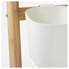 SATSUMAS Plant stand with 5 plant pots, bamboo, white. Take your plants to new heights. SATSUMAS plant stand has shelves at different levels, so you can put your pots on display and make the room dynamic. Small Potted Plants, White Plants, Kitchen Plants, Bathroom Plants, Ikea Canada, Ceramic Flower Pots, Rustic Bathrooms, Baby Boy Rooms, Container Gardening