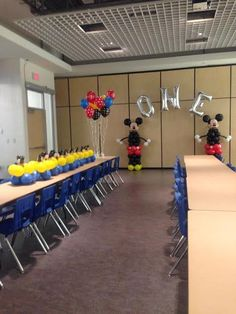 A Lion First Birthday Balloon Decoration Done At Recent Event