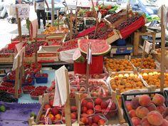 Farmers market - Palermo Sicily