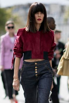 The best beauty looks spotted in streets - Be Asia: fashion, beauty, lifestyle & celebrity news