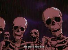vaporwave dark 19 Skeleton Memes To Get You Into The Spooktober Spirit Red Aesthetic, Aesthetic Grunge, Devil Aesthetic, Vaporwave, Arte Emo, Retro, Pulp, Arte Horror, Oeuvre D'art