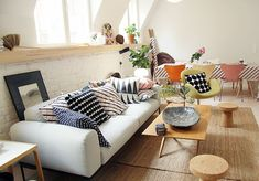 Visiting Marimekko home spring/summer 2016 | Pinjacolada | Bloglovin'