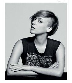Chloë Sevigny by Casey Spooner for XOXO Magazine, 2012
