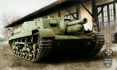 Zrínyi–II Hungarian self propelled gun of the World War II wifh MÁVAG Howitzer based on the Turan chassis . General Motors, War Dogs, Armored Fighting Vehicle, Ww2 Tanks, Battle Tank, World Of Tanks, German Army, Panzer, Armored Vehicles