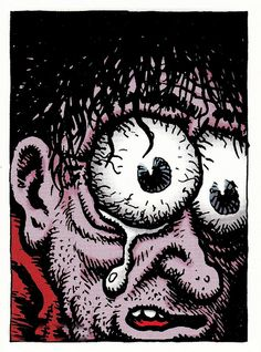 The Desperate Character by Robert Crumb (underground comics)