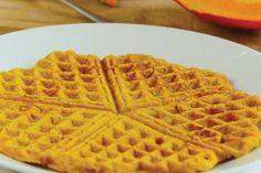 Pompoenwafels Melk, Waffles, Paleo, Brunch, Breakfast, Desserts, Recipes, Life, Food