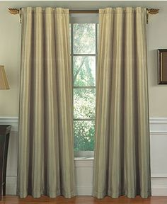Curtains for the living room?
