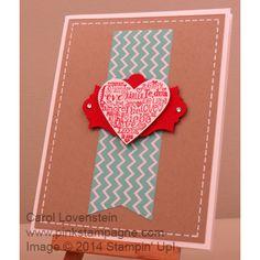 Carol Lovenstein - Pinkstampagne Sneak Peek – Language of Love (Part 1) View 1/7/14 Pinkstampagne Post for details.