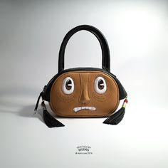 Mini face bag. Heritage by Huns 2015.