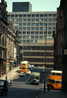Swan House. Newcastle. 1970
