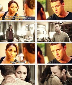 You, of all people, know what it's like to lose someone close to you, baby. What pulled you out? 1x24 & 3x04