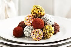 Perfect chocolate truffles