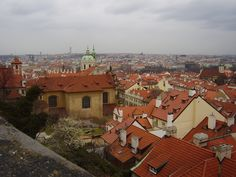 Prague, Czech Republic  I must get back there.