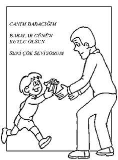 Babalar günü için - Önce Okul Öncesi Ekibi Forum Sitesi - Biz Bu İşi Biliyoruz