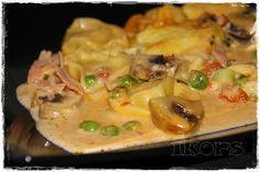 Kochen....meine Leidenschaft: Ofentortellini