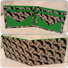 how to make a duct tape wallet monkey see