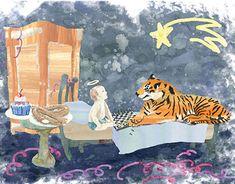 """Check out new work on my @Behance portfolio: """"Tygrys z szafy wyciągnął szachy"""" http://be.net/gallery/60551385/Tygrys-z-szafy-wyciagnal-szachy"""