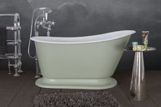 Cameo Cast Iron Bath