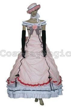 Black Butler Kuroshitsuji Ciel Phantomhive Cosplay Costume - CosplayMagic.Com