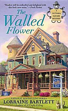 The Walled Flower by Lorraine Bartlett ~ Kittling: Books