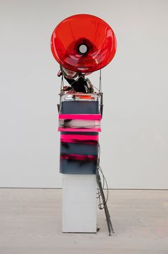 AO On Site – London: Gesamtkunstwerk – New Art From Germany at Saatchi Gallery through April 2012 Abstract Sculpture, Sculpture Art, Abstract Art, Sculptures, Painting On Photographs, Bokashi, Saatchi Gallery, Environmental Art, Art And Architecture