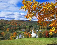 Vermont | The Happiest States In America Might Also Be The Prettiest