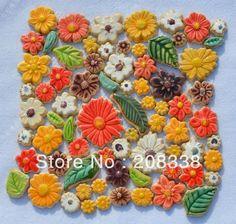 Плитка керамическая мозаика красочные керамика цветок керамическая мозаика плитка ручной работы мозаика ручной работы