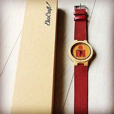 Niedawno wykonywaliśmy zegarek z okazji uzyskania tytułu Ironman'a może w najbliższym czasie rownież trafi się nam jakieś interesujące zamówienie? 🚴🏼🏊🏼🏅#ironman #triathlon #ironmantriathlon @ironmantri #bieganie #rower #plywanie #ekocraft #zegarek #zegarki #drewno #wood #watch #woodwatch