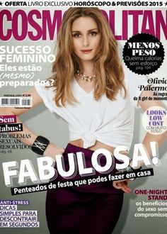 Olivia Palermo: Cosmopolitan Portugal 2015 -03