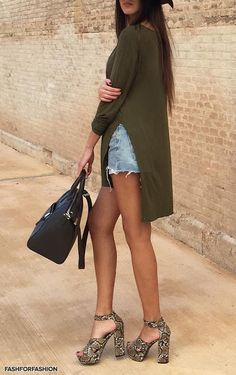 fashforfashion -♛ FASHION and STYLE INSPIRATIONS♛ - best outfit ideas Model Outfits, Teen Fashion Outfits, Boho Fashion, Fall Outfits, Summer Outfits, Cute Outfits, Womens Fashion, Fashion Ideas, Fall Clothes