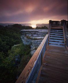 Castle Rock State Park, Illinois