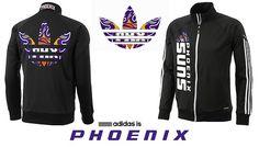 phx jacket 2 #suns #adidas #nba #phoenix #basketball #phx