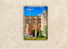 Spain, Salamanca Series - fridge magnets, epoxy magnets, customized orders from Besgen Incorporate #backhome #fridgemagnets #magnets #traveldiaries #lovelylife #gifts #giftshop #photoholder #magnet #giftingideas #giftingsolutions #quirkygoods #salamanca #spain