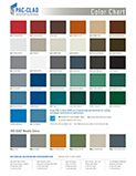 Metal Roofing Color Selection Chart