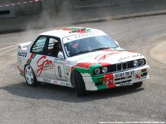Bmw m3 rally picture taken by me